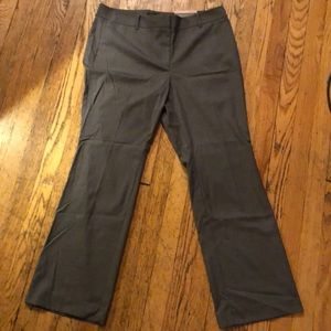 Ann Taylor Signature Trouser size 12P new w/tags